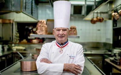 Paul Bocuse laisse la Gastronomie orpheline