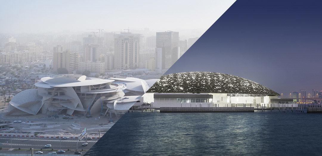 Visitez les dernières créations de l'architecte français Jean Nouvel.
