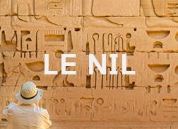 Croisière fluviale sur le Nil